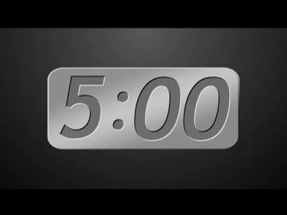 INTERACTIVE COUNTDOWN 5MIN