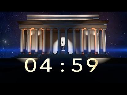 GOD BLESS AMERICA COUNTDOWN