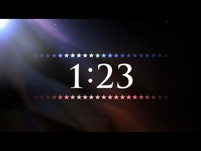 OUR NATION'S INSPIRATION COUNTDOWN
