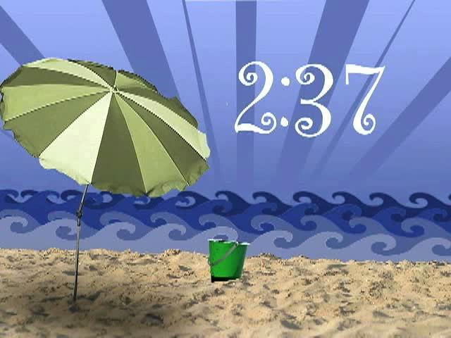 BEACH COUNTDOWN