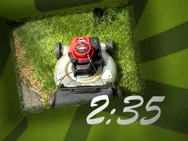 MOWER COUNTDOWN