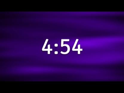 HEAVEN COME DOWN COUNTDOWN
