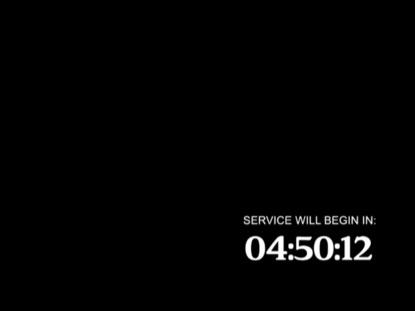 CHROMA KEY COUNTDOWN