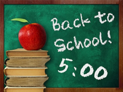 BACK TO SCHOOL COUNTDOWN 2