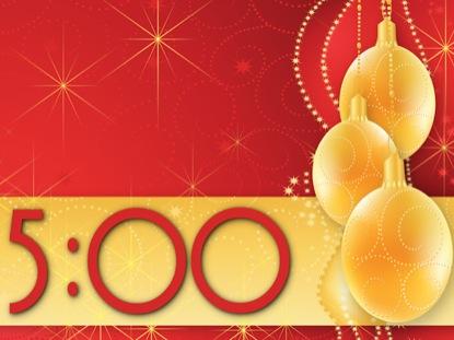 CHRISTMAS COUNTDOWN 3