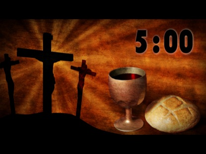 COMMUNION COUNTDOWN