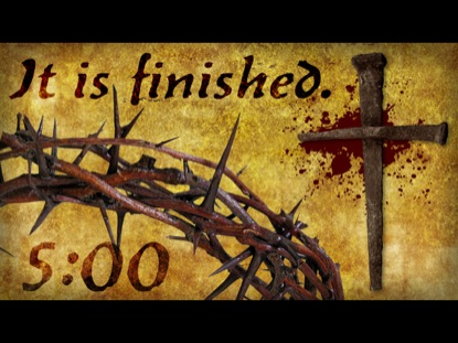 GOOD FRIDAY COUNTDOWN 3