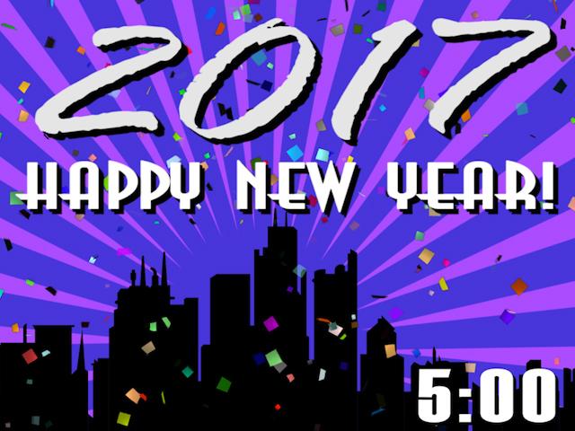HAPPY NEW YEAR COUNTDOWN