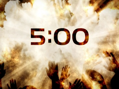 HOLY SPIRIT PENTECOST COUNTDOWN