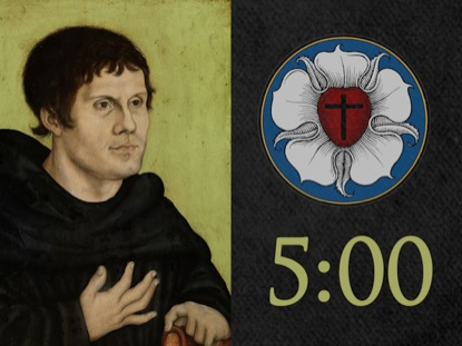 MARTIN LUTHER COUNTDOWN