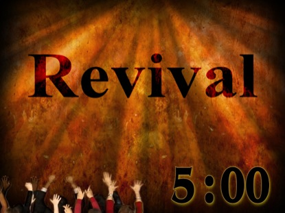 REVIVAL COUNTDOWN 2