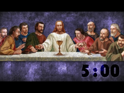 THE LAST SUPPER COUNTDOWN 1