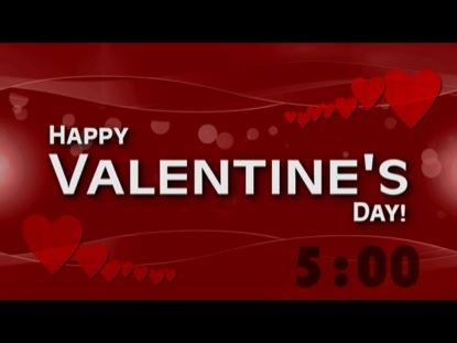 VALENTINES DAY COUNTDOWN 4