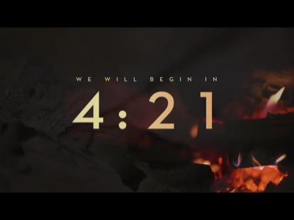 CAMPFIRE COUNTDOWN