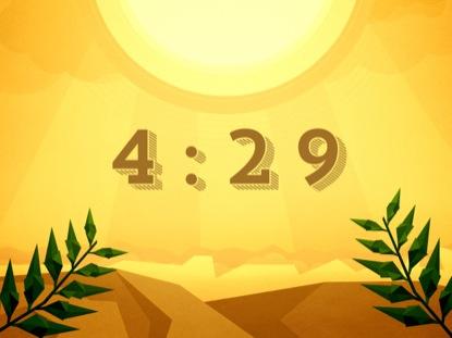 PALM COUNTDOWN