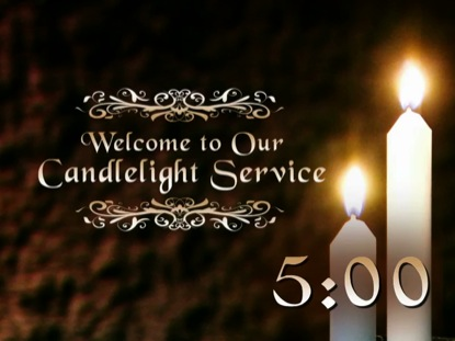 CANDLELIGHT COUNTDOWN