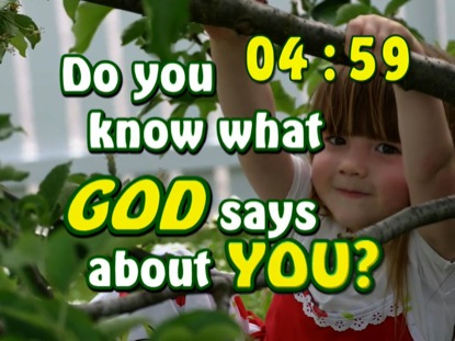 YOU AND GOD COUNTDOWN