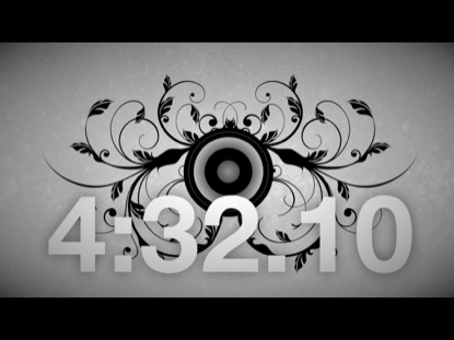 DUBSTEP SPEAKER COUNTDOWN