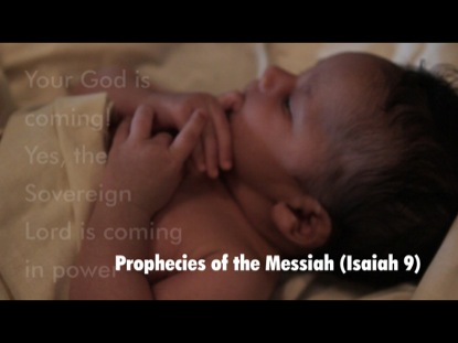 PROPHECIES OF THE MESSIAH  ISAIAH 9