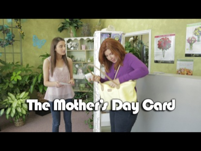 THE MOTHER'S DAY CARD