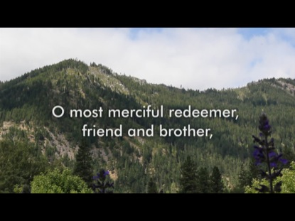 THE PRAYER OF ST RICHARD