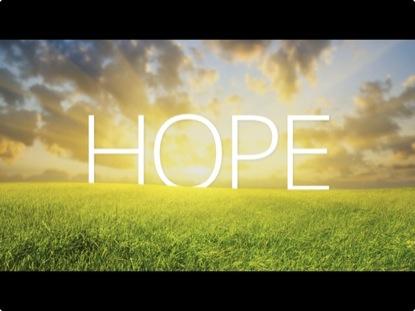 EASTERS HOPE
