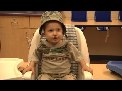 ETRADE BABY SPOOF - MOTHER'S DAY DRILL SERGEANT