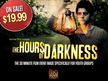 BIG MOVIE EVENT - THE HOURS OF DARKNESS