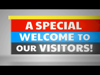 Guest and visitor welcome animated praise worshiphouse media m4hsunfo