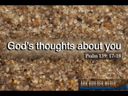 GOD'S THOUGHTS ABOUT YOU