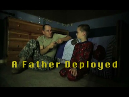 A FATHER DEPLOYED