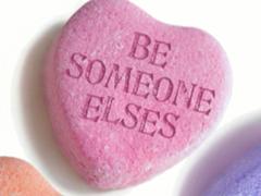 LITTLE CANDY HEART MESSAGES