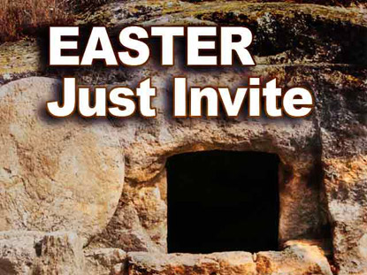 EASTER: JUST INVITE