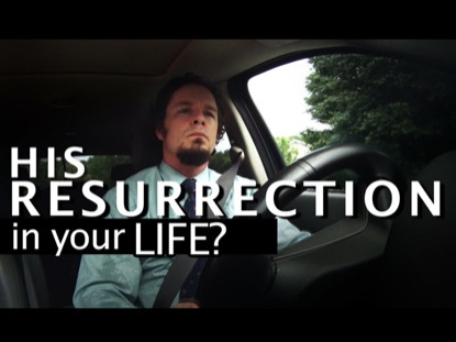 HIS RESURRECTION TODAY