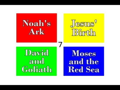 4 CORNERS INTERACTIVE GAME: BIBLE