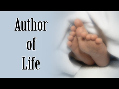 AUTHOR OF LIFE