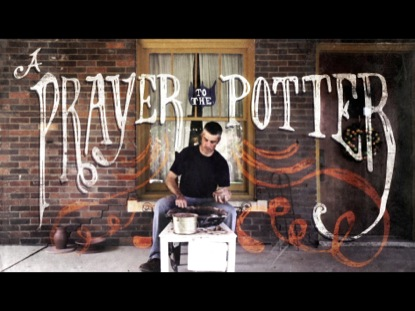 A PRAYER TO THE POTTER