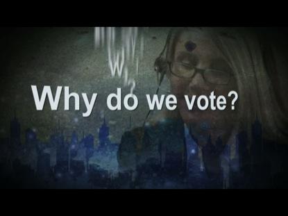 WHY VOTE
