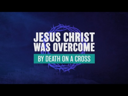 Death Could Not Hold Him | twelve:thirty media | Preaching Today Media