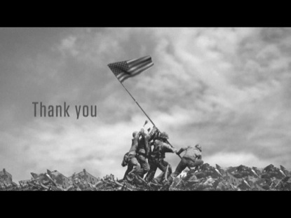 MEMORIAL DAY THANK YOU