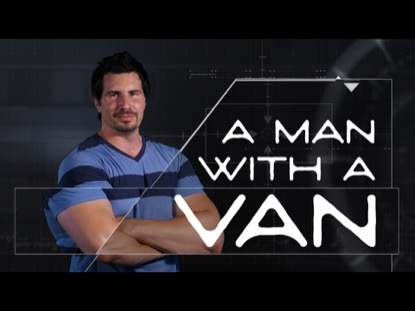 A MAN WITH A VAN