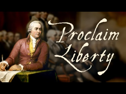 PROCLAIM LIBERTY