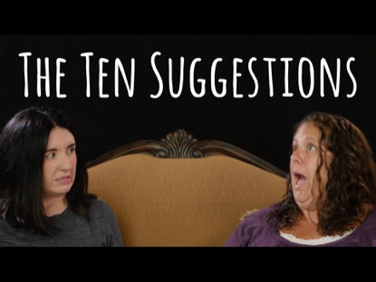 THE TEN SUGGESTIONS