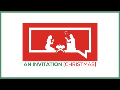 AN INVITATION CHRISTMAS