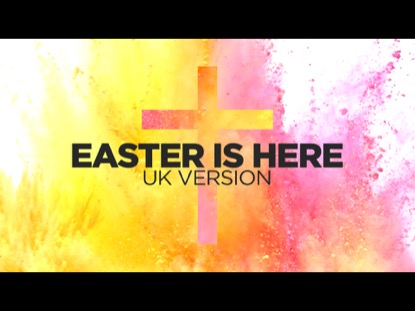 EASTER IS HERE UK