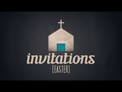 INVITATIONS (EASTER)