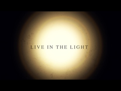 The Light >> Live In The Light Churchstuf Worshiphouse Media