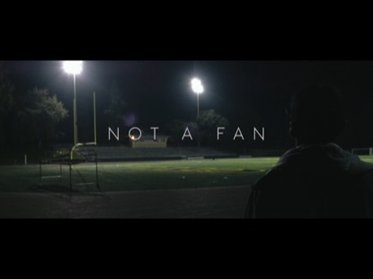NOT A FAN by Greg Steward II