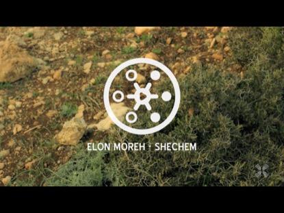 PROMISED LAND ELON MOREH SHECHEM