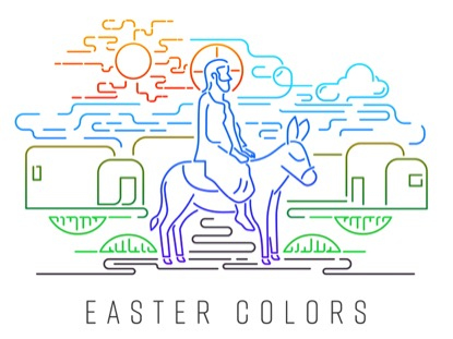 EASTER COLORS 30 SECOND PROMO
